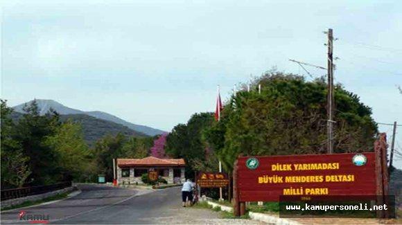 Dilek Yarımadası Büyük Menderes Deltası Milli Parkı İçin Hedef 1 Milyon Ziyaretçi