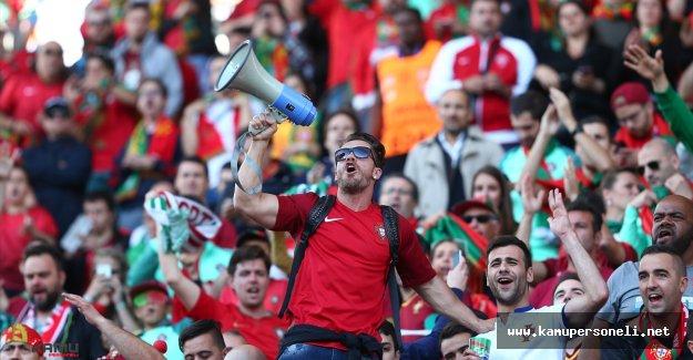 EURO 2016 Hırvatistan Portekiz Maç Özeti - 25 Haziran EURO 2016 Maçları