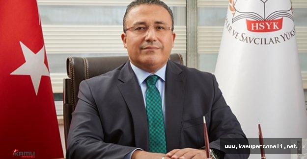 """HSYK Başkanvekili Mehmet Yılmaz, """"Kimsenin Adamı ve Tarafı Olmayız."""""""