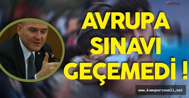 """İçişleri Bakanı: """" Türkiye 3 Terör Örgütüne Yönelik Sürek Avı Başlattı"""""""