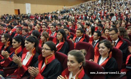 İdari Yargı Hakim Adayları Kura Töreni