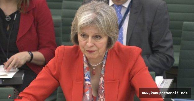 İngiltere'nin Yeni Başbakan'ı Theresa May Oldu , Theresa May Kimdir?