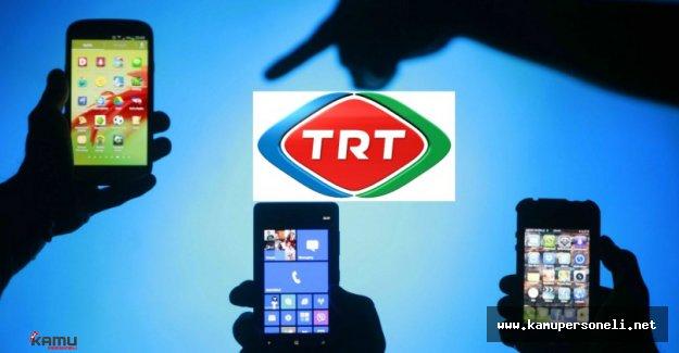 İnterneti Olan Her Cihaza TRT Bandrolü Zammı Uygulanacak