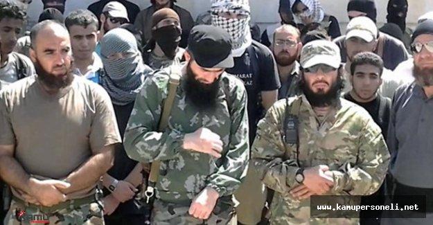 IŞİD'ten Türkiye'ye Savaş İlanı
