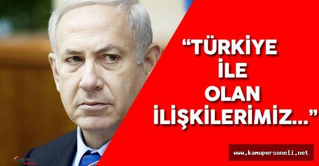 İsrail Başbakanı'ndan Anlaşma Açıklaması