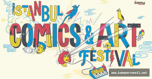 """""""İstanbul Comics and Art Festival"""" 23 Eylül'de Başlayacak"""