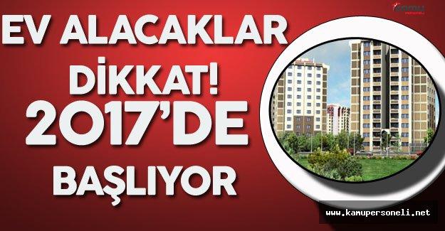 """İstanbul'da Ev Almak İsteyenler Dikkat! TOKİ'den Açıklama :""""2017'de Başlıyor"""""""