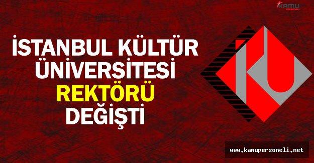 İstanbul Kültür Üniversitesi Rektörü Değişti ( Yeni Rektör Erhan Güzel Kimdir?)