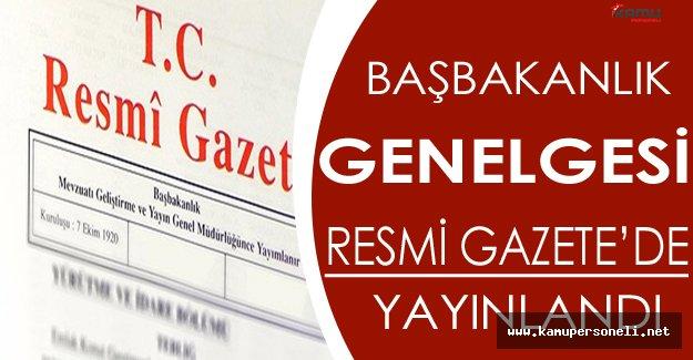 İstanbul Tahkim Merkezi Başbakanlık Genelgesi Resmi Gazete'de Yayınlandı