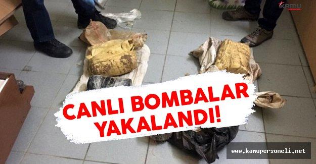 İstanbul'u Kana Bulayacaklardı! Şanlıurfa'da Yakalandılar