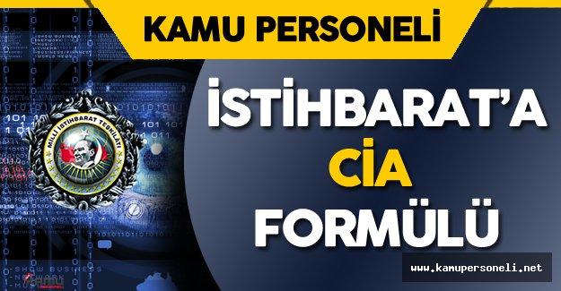 İstihbarat'a FBİ - CİA Formülü Mü Geliyor? Güvenlik İstihbarat Müsteşarlığı Kuruluyor