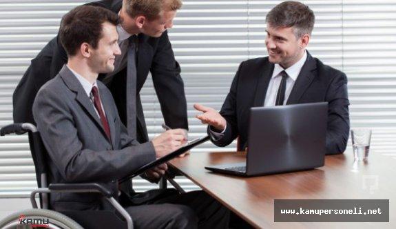 İşverene Yapılacak Olan Engelli Personel Ödemesi Yönetmelik