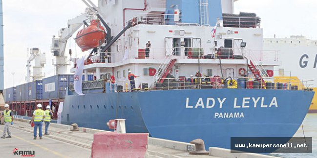 İyilik Gemisi Gazze'ye Ulaştı