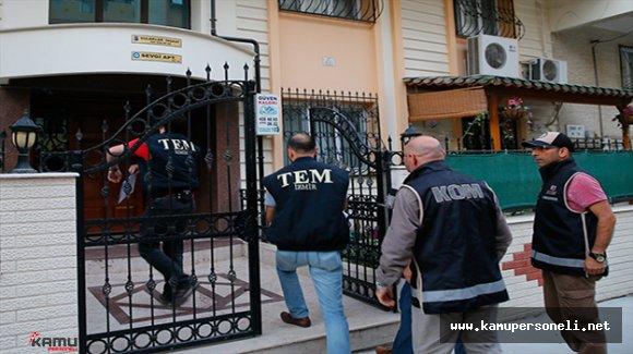 İzmir'de 11 Avukat Gözaltına Alındı