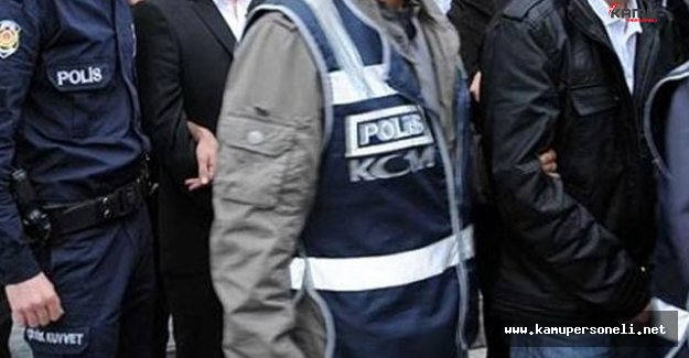 İzmir'de 20 FETÖ Zanlısı Polis Tutuklandı