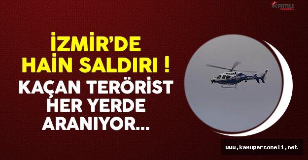 İzmir'de kaçan terörist yakalandı mı? İşte son durum