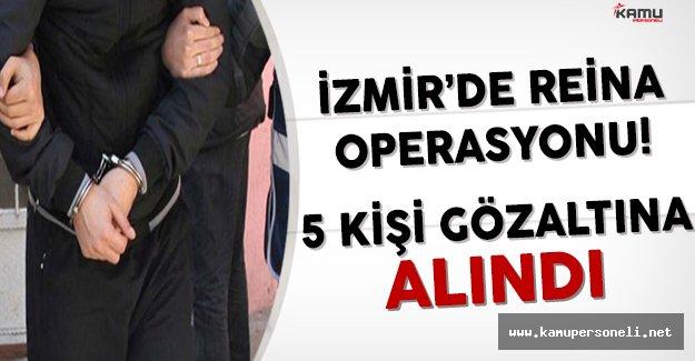 İzmir'de Reina Saldırganı Arama Çalışmaları Devam Ediyor! 5 Kişi Gözaltına Alındı