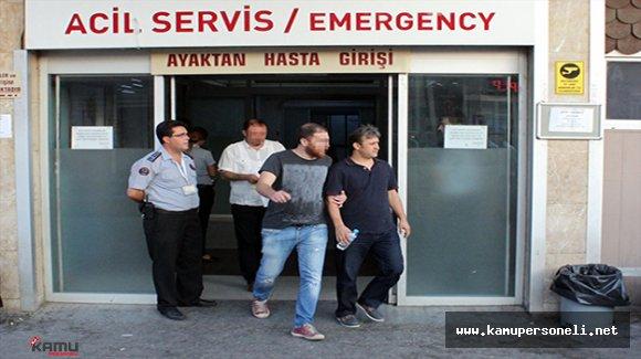İzmir Katip Çelebi Üniversitesinde 30 Kişi Gözaltına Alındı