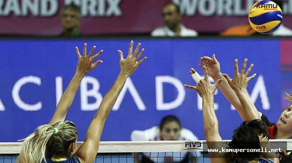 Kadınlar Voleybolda Çin Milli Takımı Altın Madalya Kazandı