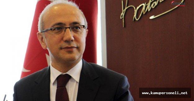 """Kalkınma Bakanı Elvan: """"Cari açıktaki azalma eğilimi devam ediyor"""""""