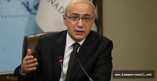 """Kalkınma Bakanı Lütfi Elvan: """"Bizim tarihimiz tertemiz, pırıl pırıldır"""""""