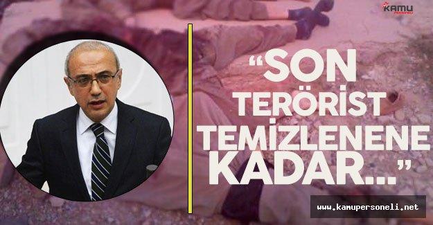"""Kalkınma Bakanı: """"Ülkemizden Bunları Temizleyeceğiz"""""""