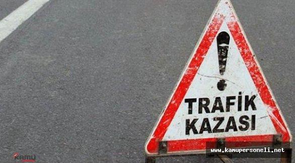 Karabük'te Zincirleme Trafik Kazası 10 Kişi Yaralandı