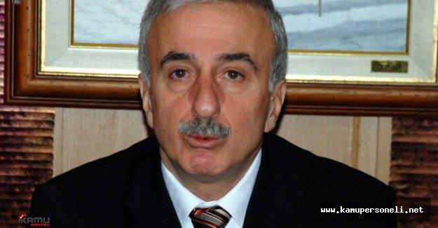 Kayseri Valisi Süleyman Kamçı'dan İlk Açıklama Geldi