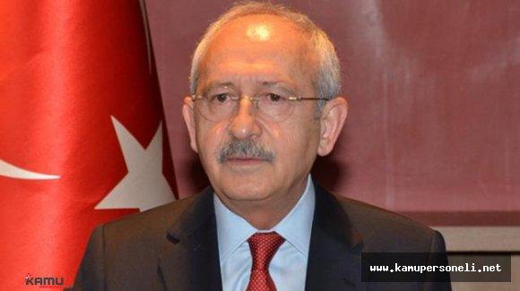"""Kemal Kılıçdaroğlu: """"Siyasi partiler öz eleştiri yapmalı"""""""