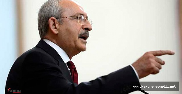 Kemal Kılıçtaroğlu Seçim Otobüsünden Partililere Hitap Etti