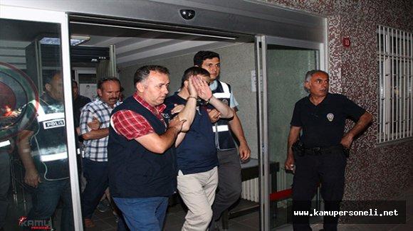 Kırklareli Merkezli 5 İlde FETÖ/PDY Operasyonu Düzenlendi (19 Tutuklu)