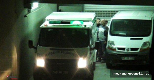 Kırşehir'de Maganda Kurşunu Can Aldı ( 1 Ölü 2 Yaralı )