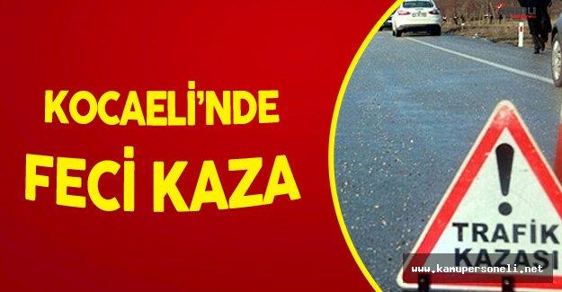Kocaeli'de Feci Kaza! Öğrenci Servisi ile Halk Otobüsü Çarpıştı!