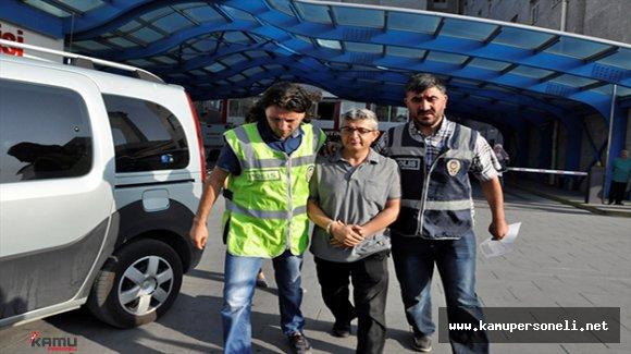 Konya'da FETÖ Şüphelisi 63  Emniyet Mensubu Gözaltına Alındı