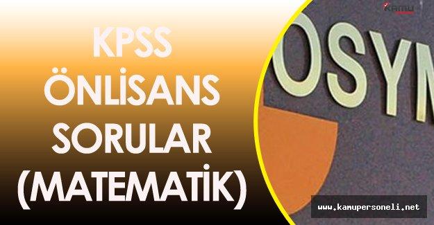 """KPSS Önlisans Heyecanı Yaşayan Adaylar : """" Matematik Çok Zordu"""""""