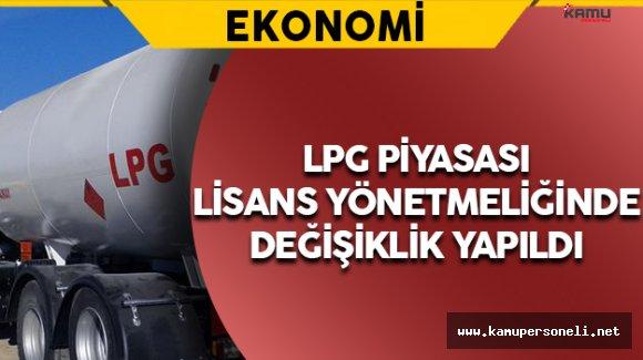 LPG Piyasası Her İşlemde EPDK'ya Haber Verecek