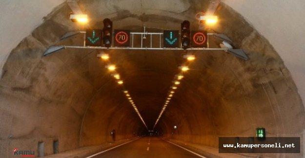 Malatya'daki Çebiş Tüneli Trafiğe Açıldı