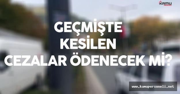 Maliye Bakanı'ndan Geçmişte Kesilen Trafik Cezaları Hakkında Açıklama