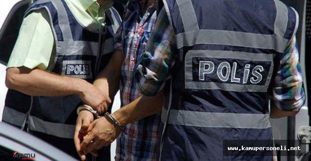 Manisa'da Vali Yardımcısı Gözaltına Alındı