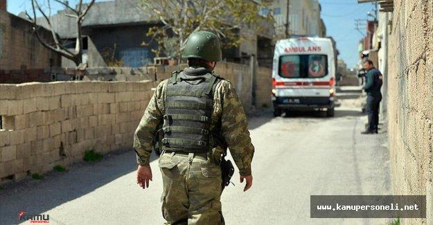 Mardin'de PKK Tarafından Hain Pusu ( Şehit ve Yaralılar Var )