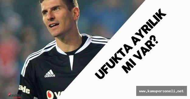 Mario Gomez Beşiktaş'tan Ayrılacak mı? Gomez'in Beşiktaş Kararı Ne?