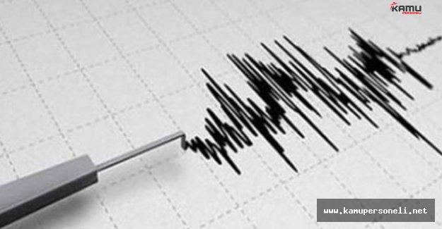 Marmara Denizi'ndeki Deprem İstanbul'u Salladı