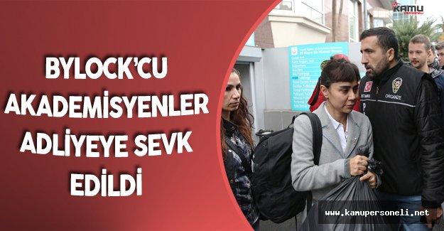 Marmara Üniversitesi'nde Görevli 14 Akademisyen Adliyeye Sevk Edildi