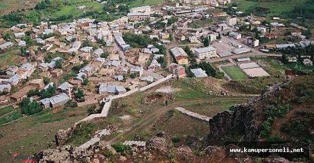 Mazgirt'te Sokağa Çıkma Yasağı Kaldırıldı