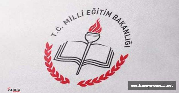 MEB'den Tüm Okullar İçin Mesleki Çalışmalar Yazısı