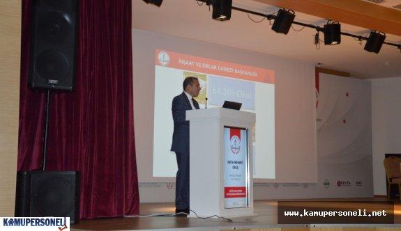MEB Deprem Güvenliği Kongresi Başladı