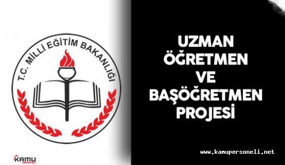 MEB Uzman Öğretmenlik Projesinden Vazgeçti