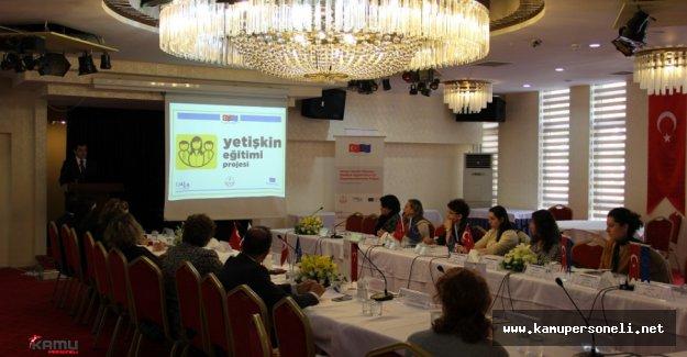 MEB Yetişkin Eğitimi Projesi Toplantıları