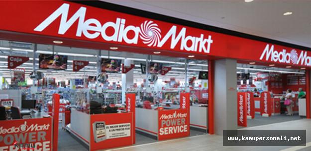 Media Markt Türkiye Geneli Personel Alım İlanı