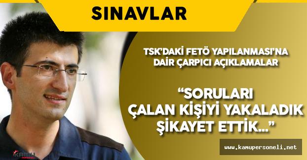 """Mehmet Ali Çelebi: """"Sınav Sorularını Çalan Kişiyi Şikayet Ettik! Ama..."""""""